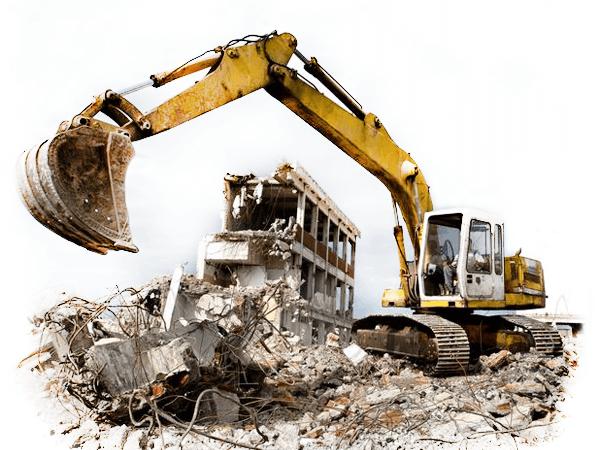 Утилизация зданий